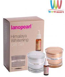 bo-san-pham-tri-nam-va-lam-trang-da-lanopearl-himalaya-whitening-gift-set