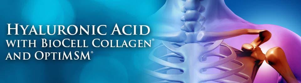 Viên uống đẹp da bổ khớp Nature's Lab Hyaluronic Acid 180 viên
