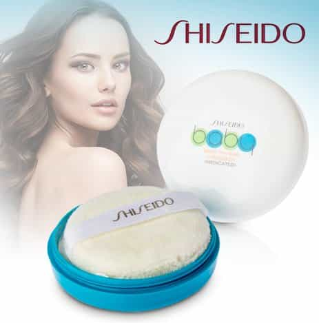 Phấn phủ Shiseido Baby Powder Pressed 50g