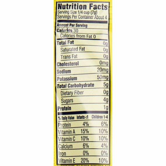 Sữa chua khô Mỹ Gerber Graduates Yogurt Melts