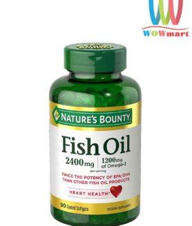 vien-uong-dau-ca-tro-tim-natures-bounty-fish-oil-2400mg-90-softgels