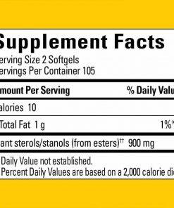 Viên uống giảm cholesterol Nature Made Cholest-Off Plus 450mg 210 viên