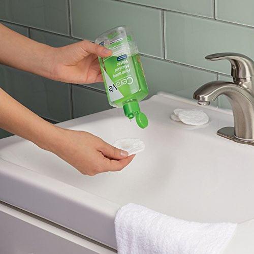 Nước tẩy trang Cerave Hydrating Micellar Water 296ml – Wowmart VN | 100%  hàng ngoại nhập