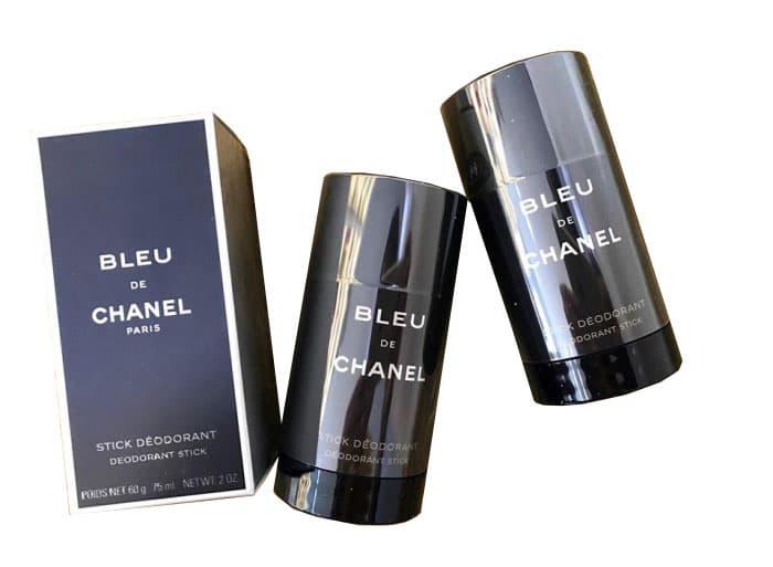 Lăn khử mùi Chanel cho nam Bleu De Chanel Deodorant 75ml