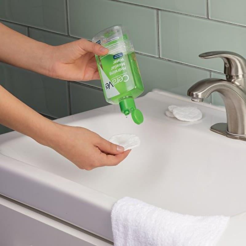 Nước tẩy trang Cerave Hydrating Micellar Water 296ml