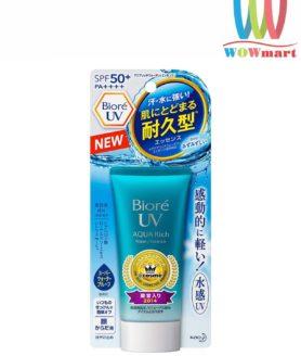 Kem chống nắng Biore UV Aqua Rich Watery Essence SPF50 50g