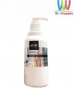 Serum kích trắng body Demar87 Cell Genie Profressional Serum Ultra White 250ml