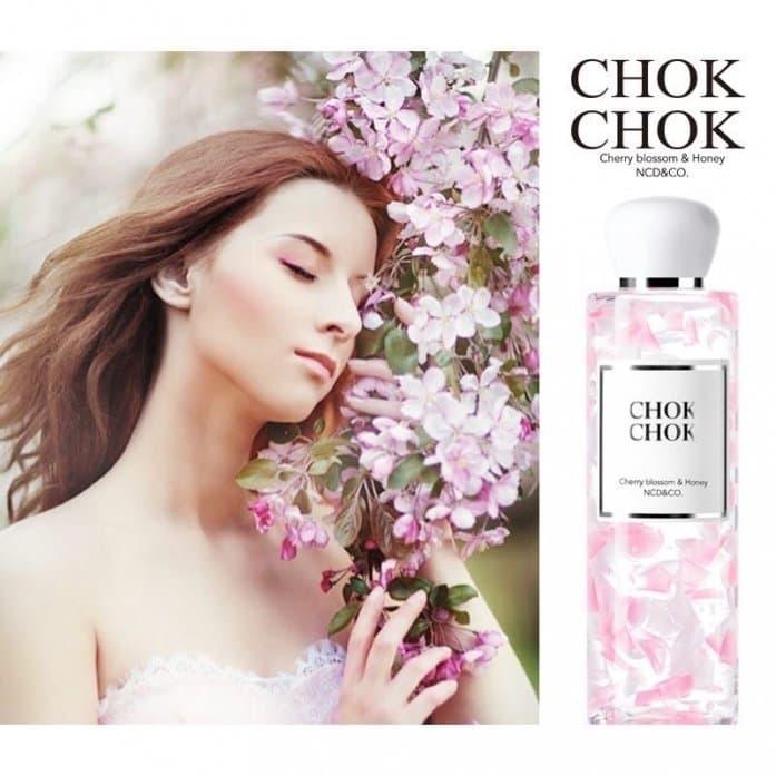 Sữa tắm Chok Chok Cherry Blossom Honey 250g