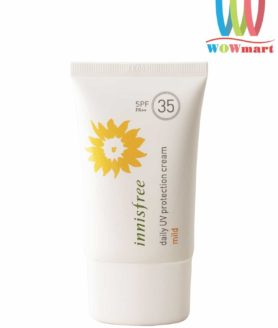 Kem chống nắng Innisfree Daily UV Protection Cream 50ml