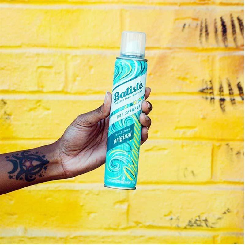 Dầu gội khô Batiste Original Dry Shampoo 200ml
