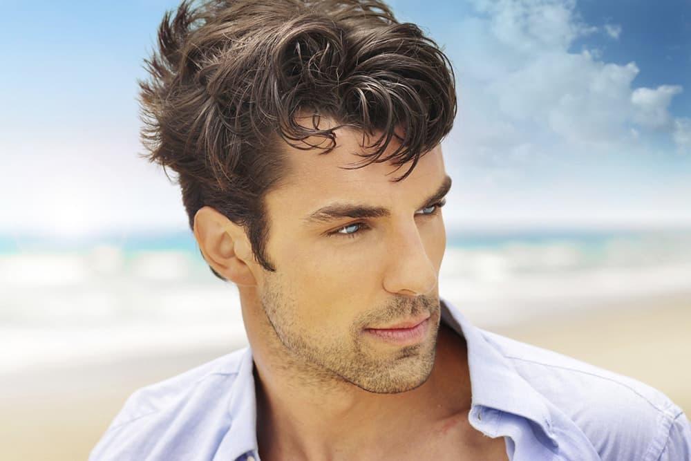 Viên uống mọc tóc chống rụng tóc cho nam HairBurst Hair Vitamins For Men 60 viên