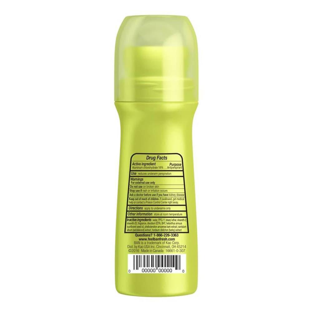 Lăn khử mùi Ban Regular Roll-On 103ml