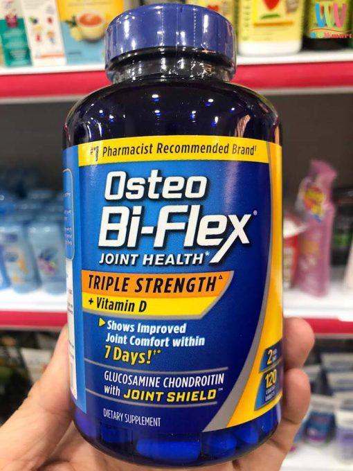 Vien uong boi bo sun khop Osteo Bi Flex Triple Strength Vitamin D 120 vien 6624