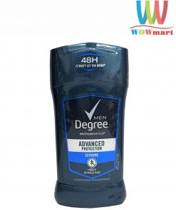 Lăn khử mùi nam Degree Men Motionsense Advanced Protection Extreme 76g