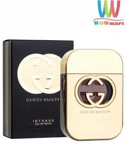 Nước hoa nữ Gucci Guilty Intense Eau De Parfum 75ml