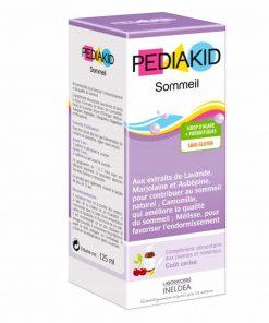 Siro Pediakid Sommeil giúp bé ngủ ngon 125ml