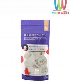 Viên kén tằm Collagen Nhật Bản 10 viên