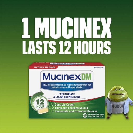 vien uong tri ho long dom mucinex dm maximum strength 48 vien a