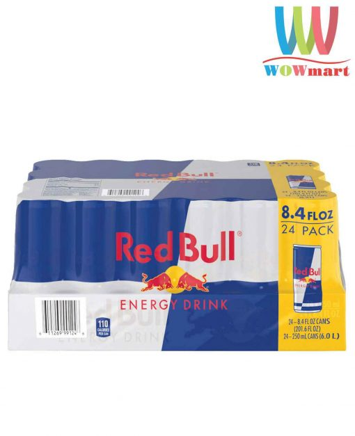 Red Bull Energy Drink 8.4 fl oz 24 count