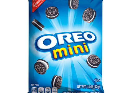 Bánh Oreo Mini Chocolate Cookies Nabisco 30 gói 1.26kg