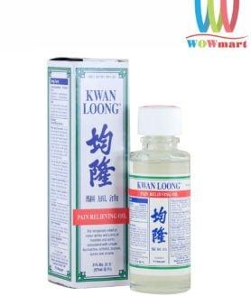 Dầu nóng trắng Prince Of Peace Kwan Loong Oil 57ml