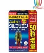 Hỗ trợ xương khớp từ viên uống Orihiro Glucosamine Nhật 1500mg 950 viên