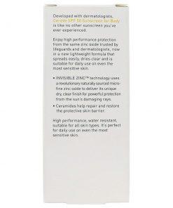 Kem chống nắng toàn thân Cerave Sunscreen Body Lotion SPF 50 85g