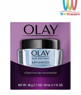 Kem dưỡng ẩm Olay Age Defying Advanced Hydrating Gel Moisturizer 48g