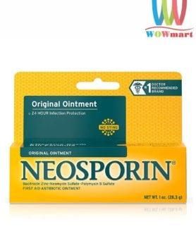 Kem mỡ kháng viêm Neosporin Original Ointment 28.3g