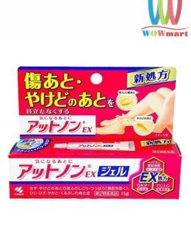Kem trị sẹo Kobayashi Nhật Bản 15g