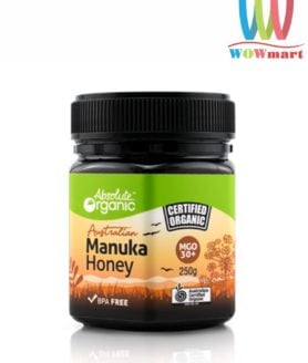 Mật ong Absolute Organic Australian Manuka Honey 250g