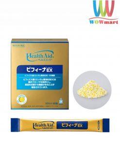 Men vi sinh Health Aid Bifina EX cao cấp Nhật Bản 60 gói