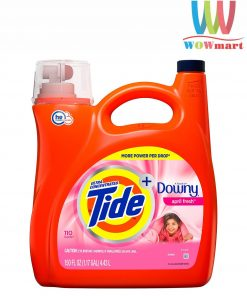 Nước giặt Tide Downy April Fresh 4.43L