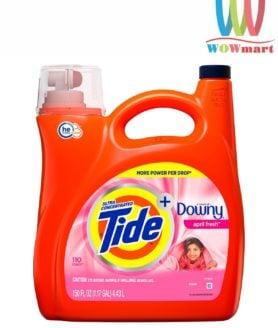 Nước giặt Tide Downy April Fresh 4.43L