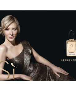 Nước hoa nữ Giorgio Armani Sì Eau de Parfum + Intense 7ml