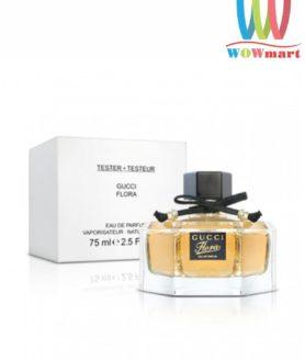 Nước hoa nữ Gucci Flora Eau De Parfum 75ml (Tester)