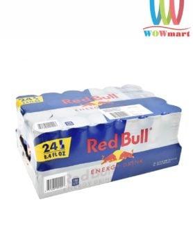Nước tăng lực Red Bull Energy Drink 250ml 24 lon