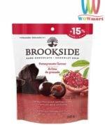 Socola đen nhân lựu đỏ Brookside Dark Chocolate Pomegranate 235g