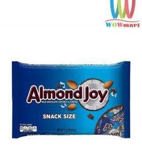Socola dừa hạnh nhân Almond Joy Milk Chocolate Coconut Almond 320g