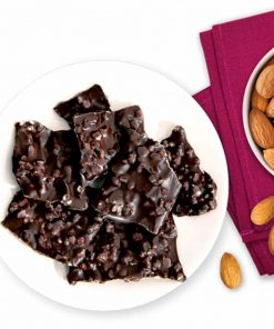 Socola hạnh nhân Bark Thins Snacking Dark Chocolate Almond Sea Salt 567g