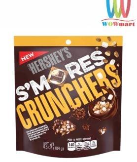 Socola Hershey's S'mores Crunchers 184g
