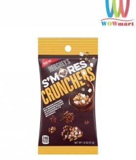 Socola Hershey's S'mores Crunchers 51g