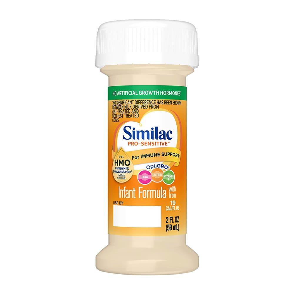 Sữa Similac nước Similac Pro Sensitive Infant Formula 2′-FL HMO 59ml x6 ống
