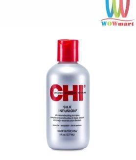 Tinh dầu dưỡng tóc cao cấp CHI Silk Infusion 177ml