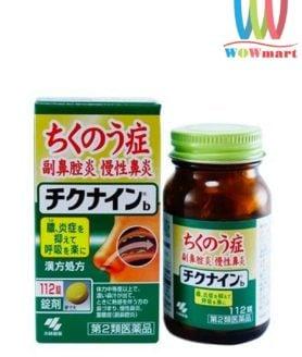 vien-uong-dac-tri-viem-xoang-kobayashi-chikunain-nhat-ban-112-vien