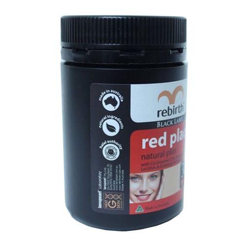 Viên uống nhau thai cừu đỏ Rebirth Red Placenta 3000mg 100 viên
