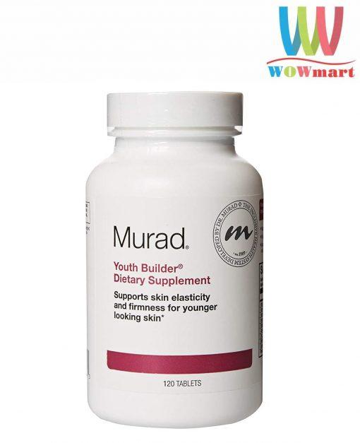 Viên uống trẻ hóa da Murad Youth Builder 120 viên
