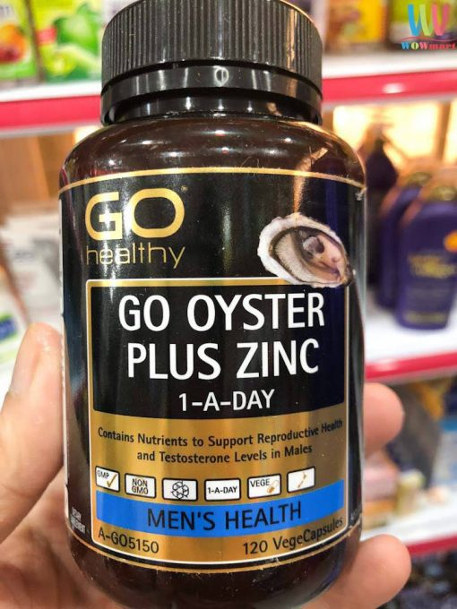 Hao Go Oyster With Zinc 4693