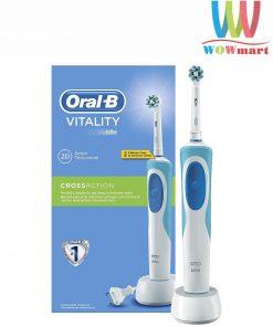 Bàn chải đánh răng sạc điện Oral-B Vitality Cross Action