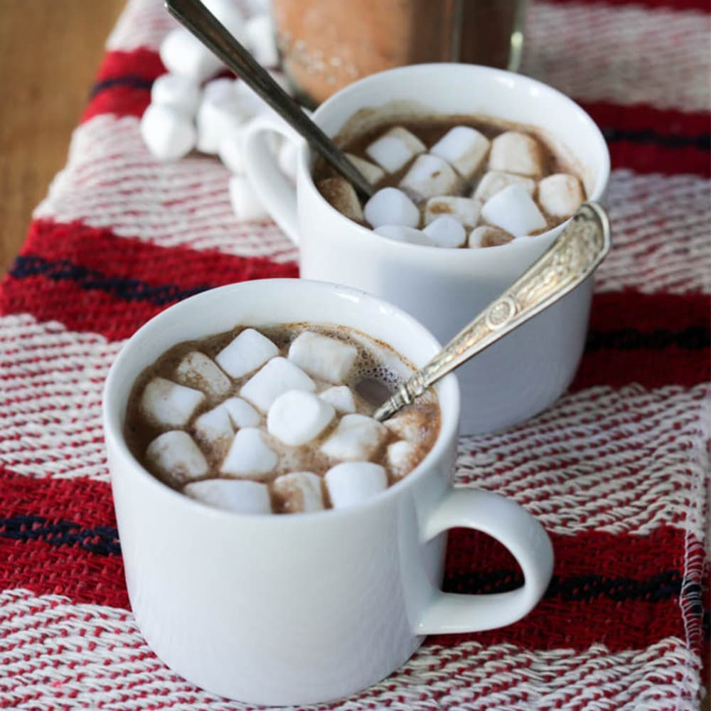Bột cacao và kẹo Marshmallow Swiss Miss Marshmallow Hot Cocoa Mix 313g